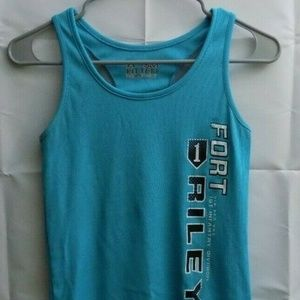 Under Armour Womens Small Army tank